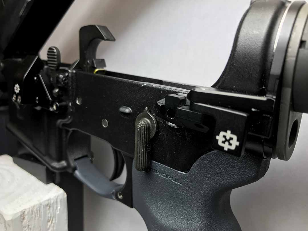 ICYMI: Cross Armory's QUICK PINS and SAFE MAG are Perfect Combo for AR-15 Magazine Release, Reload