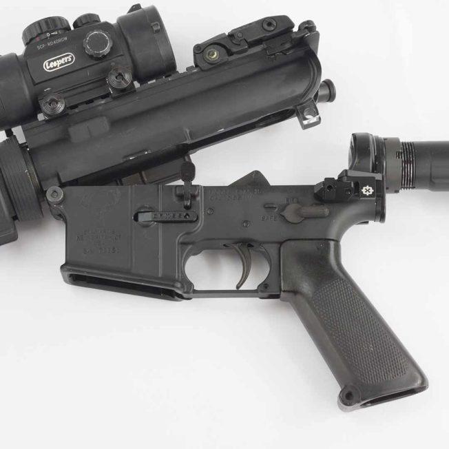 AR Fixed Mag & Quick Pins - 1