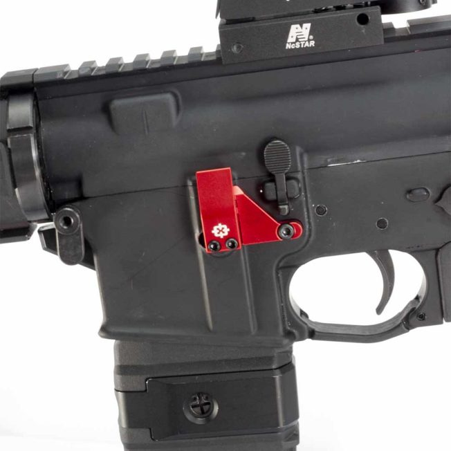 Cross Armory RED SAFE MAG - MILSPEC