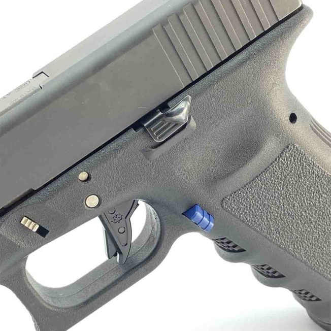Gen 3 Glock Trigger - Black on BLACK