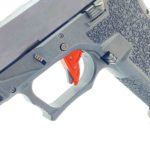 P80 Trigger Red with BLACK